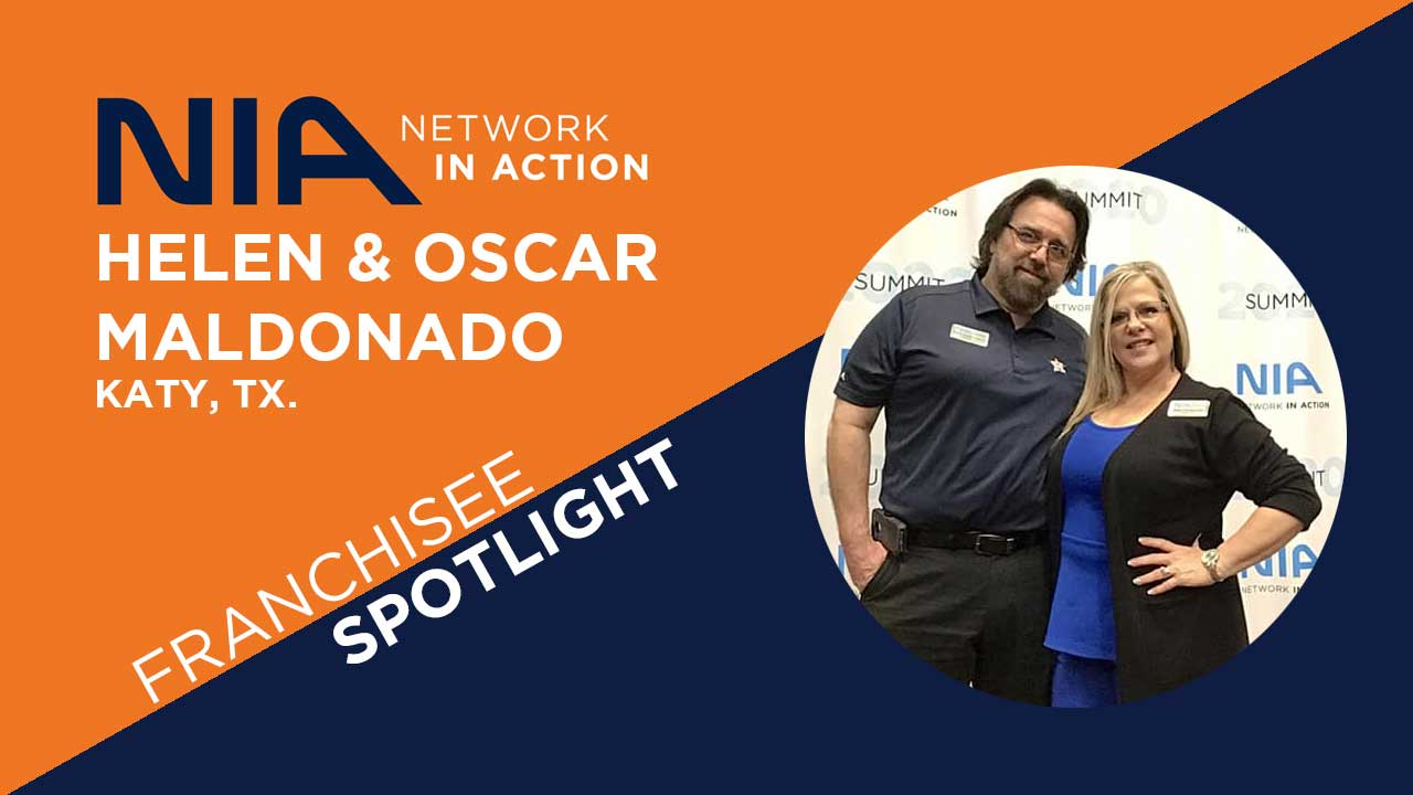 Helen and Oscar Maldonado Franchise Spotlight
