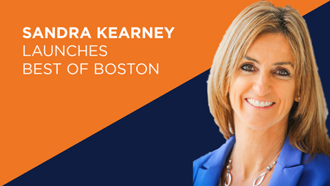 Sandra Kearney Launches Best Of Boston
